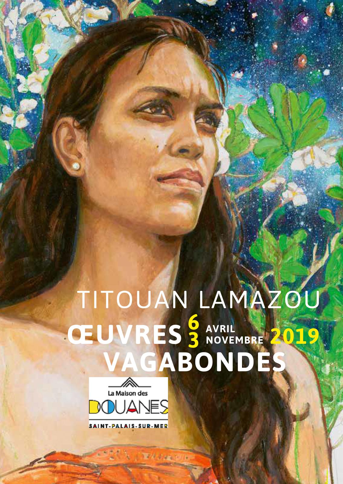 Affiche expsotion Musée des Douanes à Royan