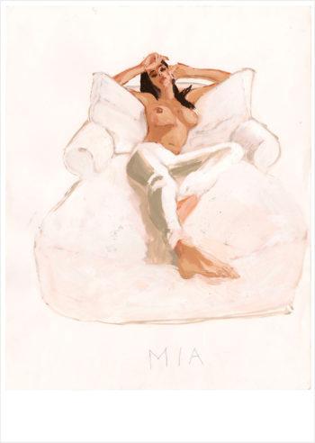 Mia — oeuvre originale